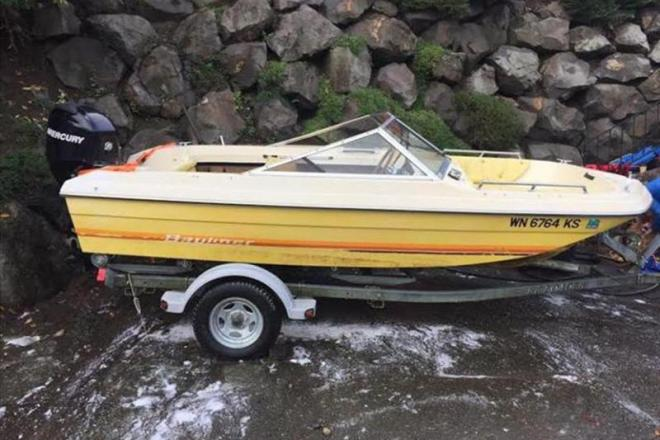 1980 Bayliner 1600 Runaway - For Sale at Seattle, WA 98116 - ID 109234