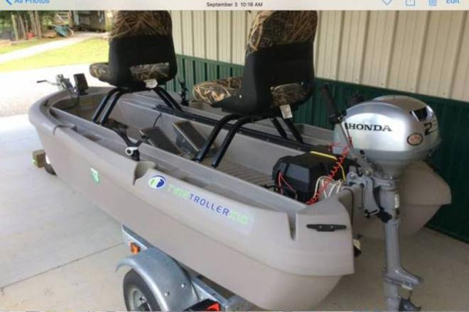 2016 Twin Troller Bass Boat - For Sale at Columbia, TN 38401 - ID 109235