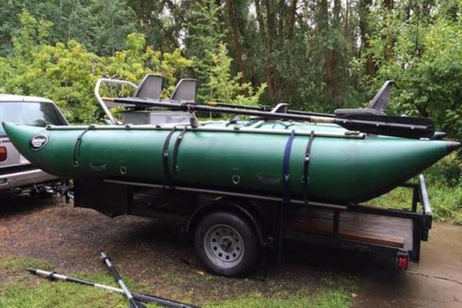 2004 Fishcraft Catacraft - For Sale at Thorp, WA 98946 - ID 109238