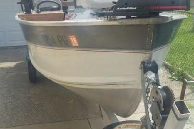 1999 Smoker Craft Big Fisherman - For Sale at Saint Clair Shores, MI 48080 - ID 109239