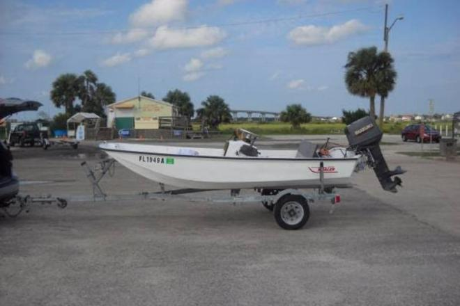 1963 Boston Whaler Whaler 13 - For Sale at Saint Augustine, FL 32080 - ID 109242