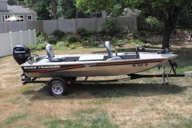 2011 Bass Tracker Panfish 16 - For Sale at Billerica, MA 1821 - ID 109244
