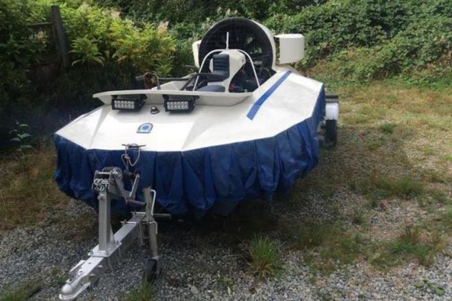 2006 Custom Built Neoteric Hovercraft - For Sale at Bellmore, NY 11710 - ID 109255