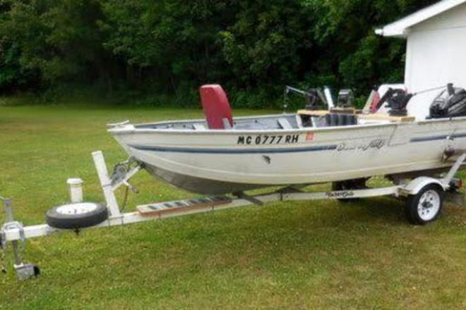 1995 Sea Nymph 14 - For Sale at Bangor, MI 49013 - ID 109265