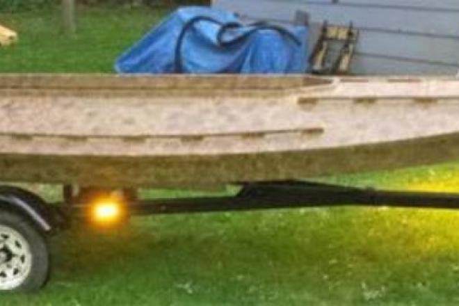 2015 Custom Built Duck Boat - For Sale at Burlington, WI 53105 - ID 109266