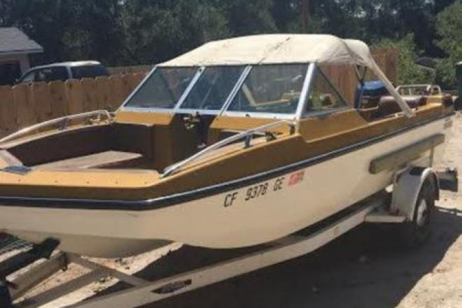 1980 Enterprise Tri Hull - For Sale at Atascadero, CA 93422 - ID 109268