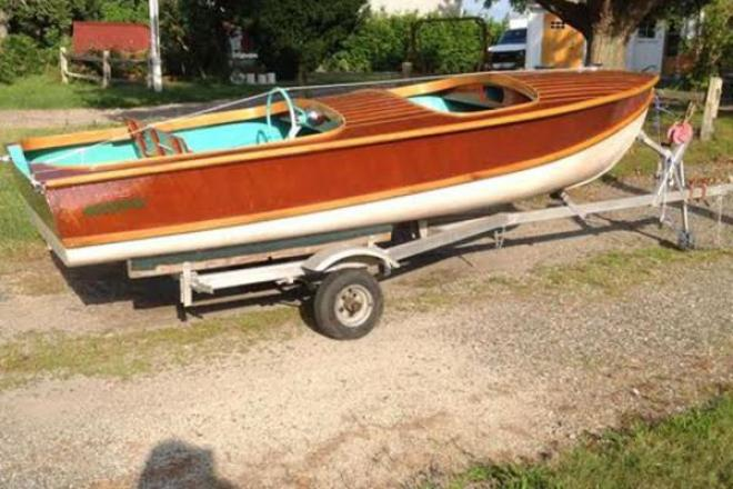 1955 Wagemaker Wolverine Deluxe - For Sale at Portsmouth, RI 2871 - ID 109275