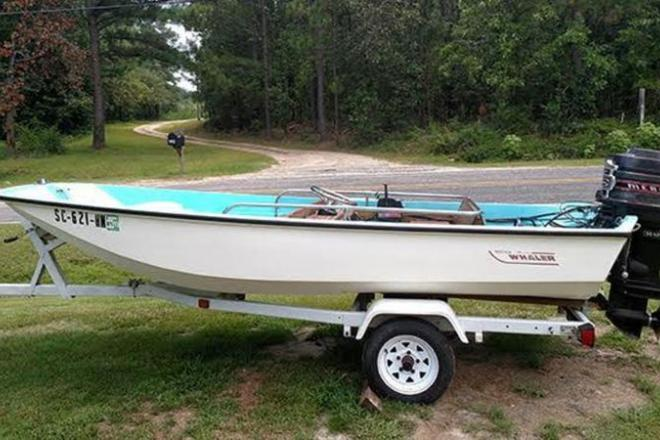 1971 Boston Whaler Sport - For Sale at Hartsville, SC 29550 - ID 109276