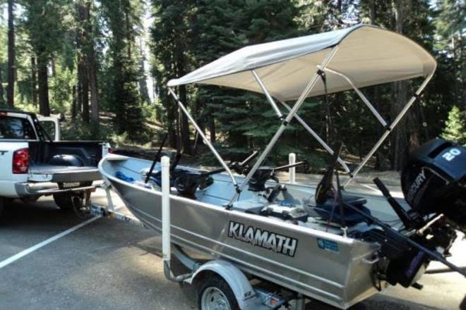 2015 Klamath Deluxe S - For Sale at Placerville, CA 95667 - ID 109277