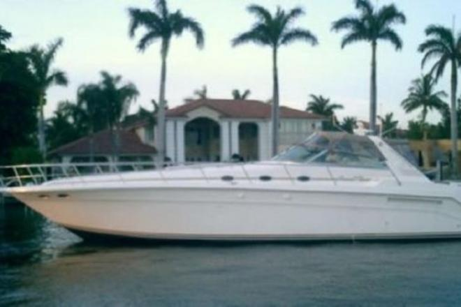 1999 Sea Ray 500 Sundancer - For Sale at Boynton Beach, FL 33424 - ID 109285