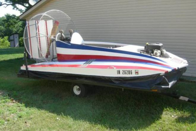 2008 Hovercraft UH-13T - For Sale at Woodburn, IN 46797 - ID 109286