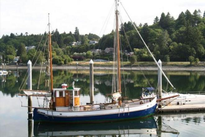 1935 Colin Archer Gaff Ketch Sailboat - For Sale at Astoria, OR 97103 - ID 109287