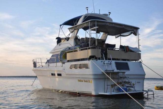 1983 Sea Ray 355 Aft Cabin - For Sale at Coldspring, TX 77331 - ID 109299