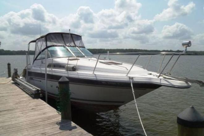 1992 Sea Ray 290 - For Sale at Dahlgren, VA 22448 - ID 109313