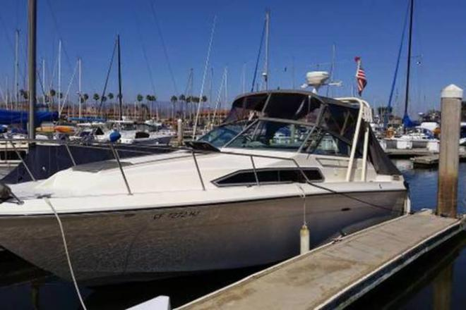 1984 Sea Ray 270 Sundancer - For Sale at Santa Barbara, CA 93101 - ID 109314