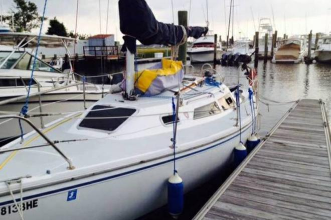 1993 Catalina Capri 26 - For Sale at Manasquan, NJ 8736 - ID 109326