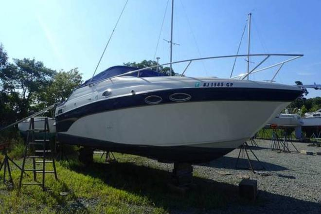 2001 Crownline 262 CR - For Sale at Rock Hall, MD 21661 - ID 109333