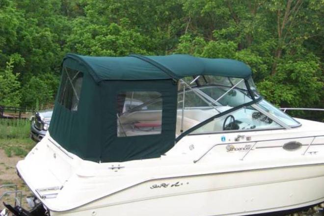 1999 Sea Ray 270 Sundancer - For Sale at North East, MD 21901 - ID 109339