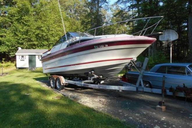 1987 Sea Ray 260 Sundancer - For Sale at Hewitt, NJ 7421 - ID 109352