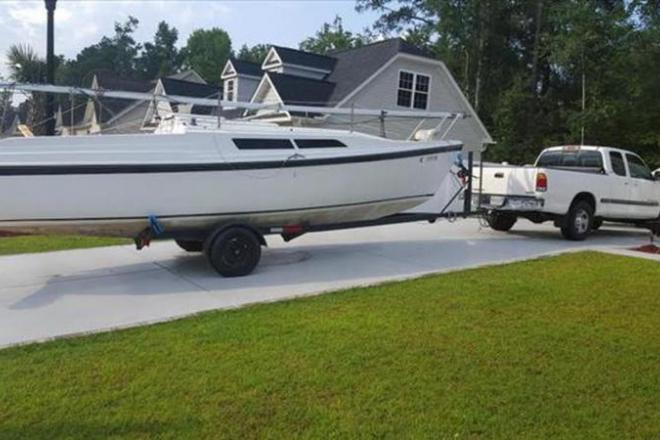 1991 Macgregor 26S - For Sale at Murrells Inlet, SC 29576 - ID 109354
