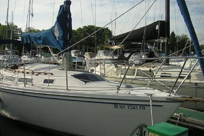 1982 Catalina 30 Tall Rig - For Sale at Haverstraw, NY 10927 - ID 109357
