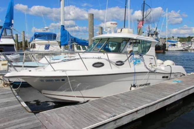 2008 Seaswirl Striper 2901 Alaskan - For Sale at Mystic, CT 6355 - ID 109361