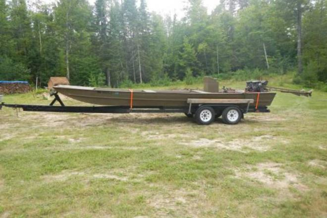 1988 Monarch Duck Boat - For Sale at Grand Rapids, MN 55730 - ID 109367