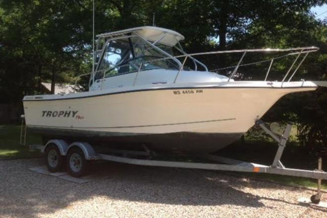 2007 Trophy Sportfisherman - For Sale at East Falmouth, MA 2536 - ID 109375