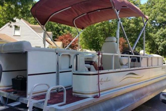 2006 Avalon Windjammer 24 - For Sale at Rochester, NY 14602 - ID 109376