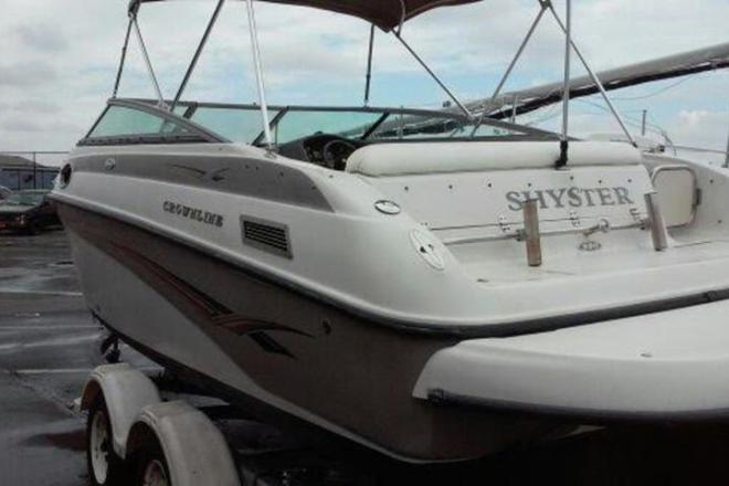 2003 Crownline 230 Bowrider - For Sale at Sayville, NY 11782 - ID 109384