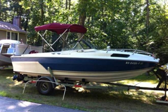 1985 Galaxy Conquest - For Sale at Barrington, NH 3825 - ID 109407