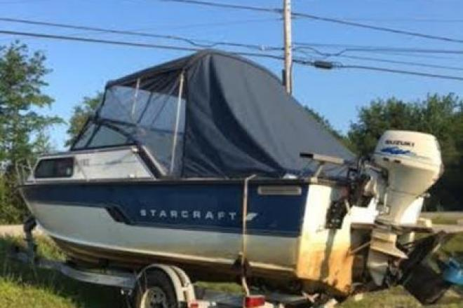 1994 Starcraft Islander - For Sale at Sanford, ME 4073 - ID 109411
