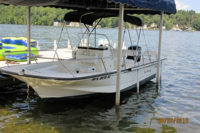 2015 Boston Whaler 190 Montauk - For Sale at Winchester Center, CT 6094 - ID 109427
