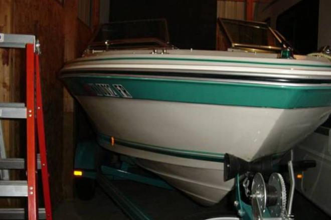 1990 Sea Ray 200 Bowrider - For Sale at Hackensack, MN 56452 - ID 109442