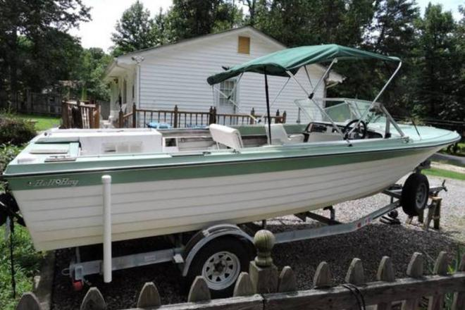 1986 Bell Boy 21 - For Sale at Alexandria, VA 22305 - ID 109446