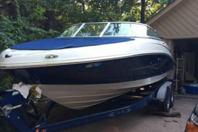 2010 Sea Ray 210 Select - For Sale at Oklahoma City, OK 73165 - ID 109452