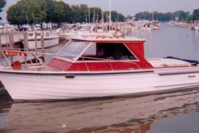 1978 Skiff Craft Custom Cabin Cruiser - For Sale at Lakeside Marblehead, OH 43440 - ID 109456