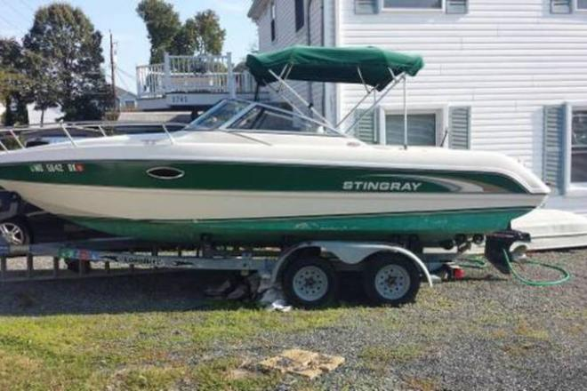 2001 Stingray 220 CS - For Sale at Shady Side, MD 20764 - ID 109457