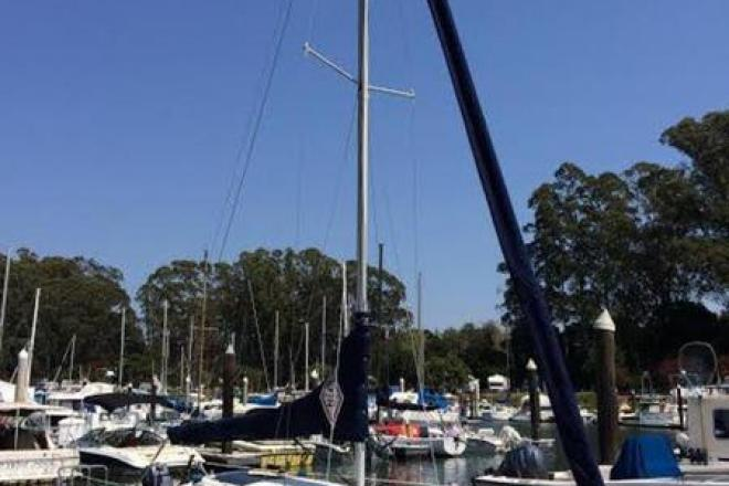 1997 Catalina MK II - For Sale at Santa Cruz, CA 95060 - ID 109459