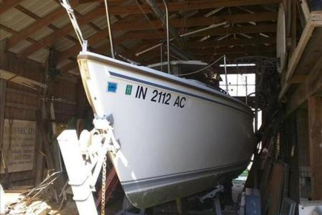 1988 Catalina 25 - For Sale at Columbus, IN 47201 - ID 109461