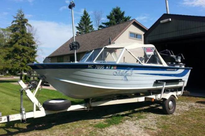 1984 Starcraft Holiday - For Sale at Tawas City, MI 48763 - ID 109464