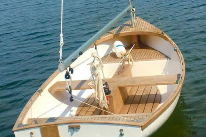 2014 Heritage Catboat - For Sale at Harwich, MA 2645 - ID 109466