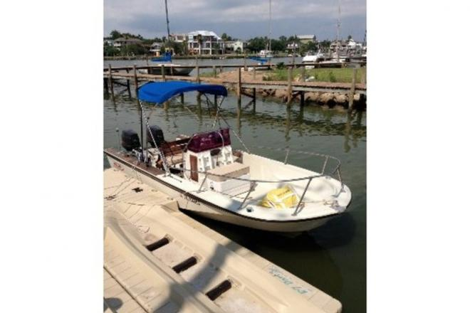 1988 Boston Whaler Outrage 18 - For Sale at Nashville, TN 37201 - ID 109476