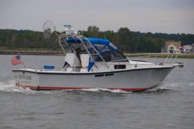 1986 Rampage 28 Sportsman - For Sale at Norwalk, CT 6850 - ID 109480