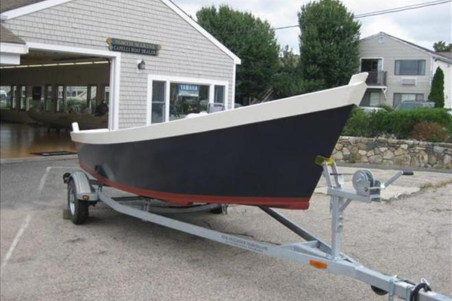 2014 George Williams Skiff - For Sale at Falmouth, MA 2540 - ID 109481