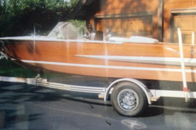 1962 Chris Craft Holiday - For Sale at Wauconda, IL 60084 - ID 109486