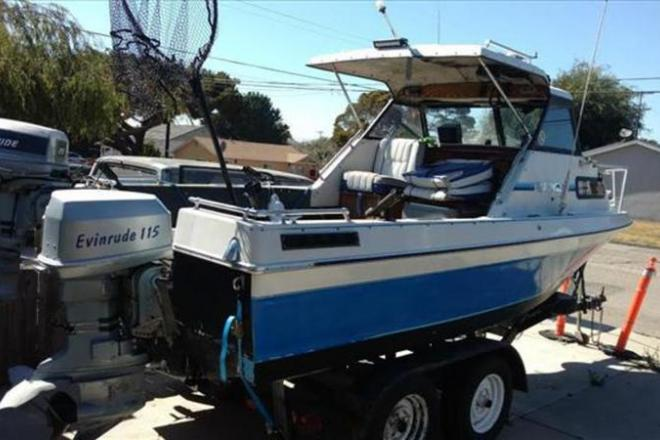 1988 Marlin Hardtop with Cabin - For Sale at Grover Beach, CA 93483 - ID 109491