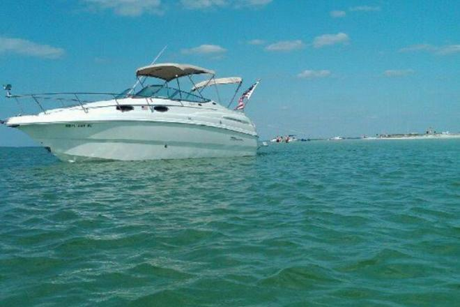 2002 Chaparral Signatue 260 - For Sale at Tarpon Springs, FL 34688 - ID 109496