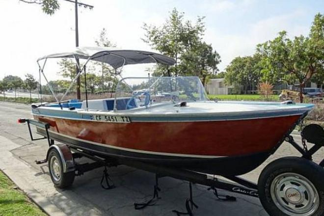 1962 Chris Craft Cavalier - For Sale at Carson, CA 90745 - ID 109498