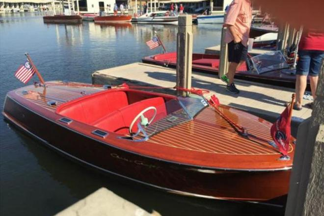 1948 Chris Craft Deluxe Runabout - For Sale at Horseshoe Bay, TX 78657 - ID 109499